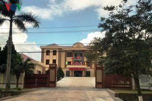 Giải trình vụ Bí thư huyện chỉ đạo Công an theo dõi đoàn Ủy ban Kiểm tra TƯ