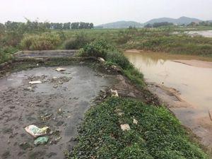 Công ty môi trường Chí Linh xả chất thải: Lãnh đạo nói 'chỉ sai một chút'