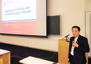 Việt Nam tham dự Hội nghị quốc tế về côn trùng học