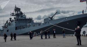 Nga triển khai tàu chiến tên lửa tối tân tới sát Syria
