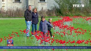 Châu Âu kỷ niệm 100 năm kết thúc Thế chiến I