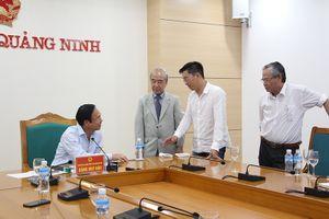 Công ty Michiko giới thiệu công nghệ xử lý môi trường trên địa bàn tỉnh