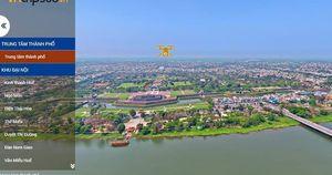 Du lịch khám phá Huế bằng công nghệ ảnh 360 độ
