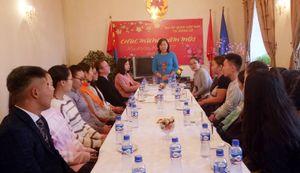'Mỗi sinh viên phải là cầu nối vun đắp quan hệ Việt Nam - Mông Cổ'