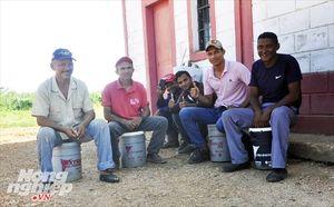 400 tấn lúa giống quý hơn vàng trong bối cảnh khó khăn bủa vây bốn bề Venezuela