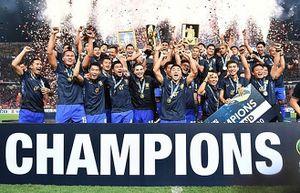 Nâng mức tiền thưởng cho nhà vô địch AFF Cup 2018