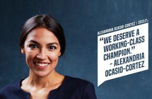 Hành trình từ nhân viên bồi bàn tới nữ nghị sĩ trẻ nhất lịch sử Mỹ