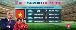 Trước giờ bóng lăn, VTV và Next Media vẫn 'đấu khẩu' tranh chấp bản quyền AFF Cup 2018 trên nền tảng PayTV