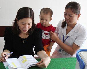Triển khai thí điểm 'Sổ theo dõi sức khỏe bà mẹ-trẻ em' điện tử