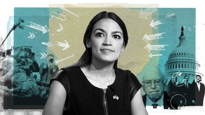 Ngưỡng mộ tài năng nữ nghị sĩ trẻ nhất lịch sử nước Mỹ
