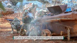 Khủng bố HTS ngang nhiên 'thị uy sức mạnh' tại Idlib