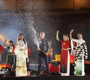 Việt Nam chính thức lên bản đồ giải đua xe công thức 1 của thế giới