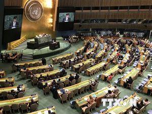 Việt Nam hoan nghênh việc LHQ kêu gọi dỡ bỏ lệnh cấm vận Cuba