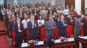 500 chính khách, học giả trên thế giới dự 'Diễn đàn Hà Nội'