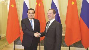 Bất đồng với Mỹ đẩy Nga-Trung xích lại gần nhau