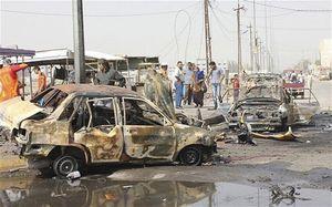 Iraq: Hàng chục người thương vong trong vụ tấn công bằng xe bom