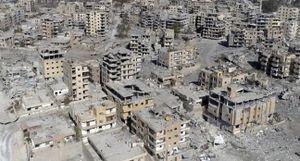 'Tử địa' Raqqa trôn vùi hơn 8.000 dân thường sau các cuộc không kích của Mỹ tại Syria