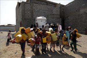 EU hỗ trợ Yemen đối phó với khủng hoảng nhân đạo
