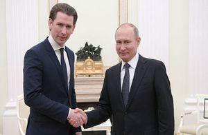 Vụ bắt cựu đại tá: Nga nói Áo học theo 'chiến thuật cũ rích' của phương Tây