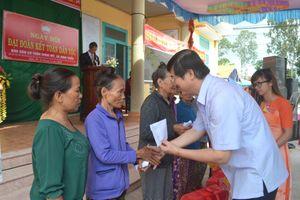 Quảng Nam: Ngày hội Đại đoàn kết ở thôn Hưng Mỹ