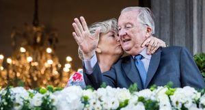Hoàng gia Bỉ rung chuyển bởi bê bối con riêng của cựu vương Albert II