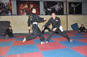 Ngày 21/11, PencakSilat bước vào thi đấu tại Đại hội Thể thao toàn quốc