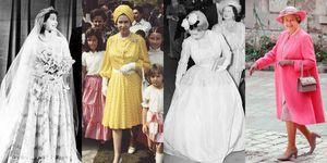 Ngắm phong cách thời trang đẳng cấp của Nữ hoàng Elizabeth II