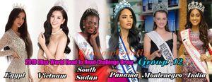 Tiểu Vy lọt vào nhóm thí sinh mạnh nhất 'Hoa hậu Thế giới' năm nay