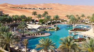 Thiên đường giữa sa mạc