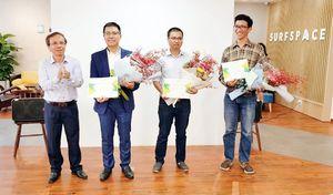 Thêm 3 dự án ươm tạo khởi nghiệp được trao giấy chứng nhận