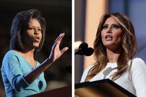 Michelle Obama tiết lộ Đệ nhất Phu nhân Melania từ chối sự giúp đỡ