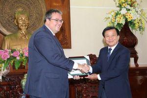 Dự án Bệnh viện Ung bướu TP Cần Thơ là hình mẫu hợp tác giữa Việt Nam - Hungary