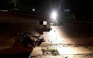 Xe máy đâm nhau giữa đường huyện, 3 thanh niên chết tại chỗ