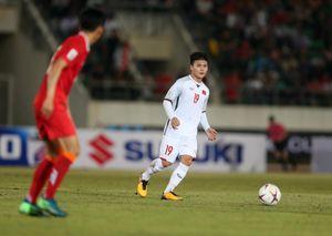 Clip: Bàn thắng của Quang Hải lọt tốp đẹp nhất AFF Cup 2018