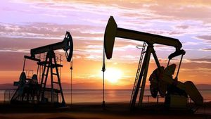 Vũ điệu giá dầu