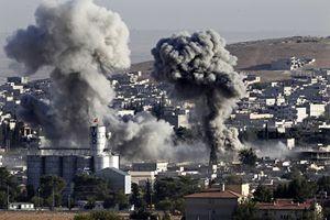 Liên quân do Mỹ dẫn đầu sử dụng vũ khí bị cấm khi không kích tại Syria