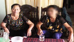 Bị lừa bán sang Trung Quốc, người phụ nữ hóa điên khi trở về