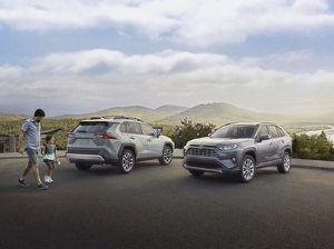 Toyota RAV4 2019: Hầm hố và dã chiến