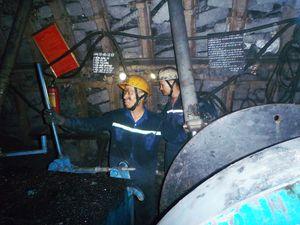 Gương sáng thợ mỏ