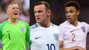 Đội hình dự kiến của ĐT Anh vs ĐT Mỹ: Rooney đá chính?