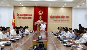Chủ tịch UBND tỉnh Nguyễn Đức Long: Quyết tâm thực hiện các chỉ tiêu KT-XH năm 2018 mức cao nhất có thể