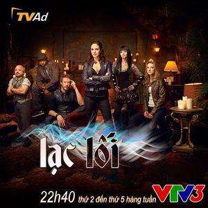 Lạc lối - bộ phim truyền hình siêu nhiên đặc sắc sắp lên sóng VTV3