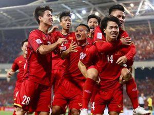 Thầy trò Park Hang Seo đánh bại Malaysia với tỷ số 2-0