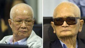 Cựu thủ lĩnh Khmer Đỏ bị kết tội diệt chủng