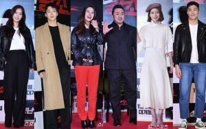 Ra mắt phim 'Unstoppable' của Song Ji Hyo - Ma Dong Seok: Nhiều nghệ sĩ tham dự, thành viên 'Running Man' đều vắng mặt