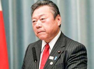 Bộ trưởng An ninh mạng Nhật chưa từng dùng máy tính