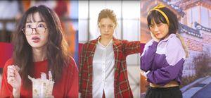 Jun Vũ, Lilly Nguyễn và Misthy tham gia thử thách 'vịt hóa thiên nga' với chiếc hộp kì diệu