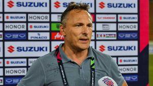 HLV Antoine Hey đội Myanmar: Phải đánh bại tuyển Việt Nam