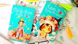 Ra mắt bộ sách về cô bé Kem Dâu tinh nghịch