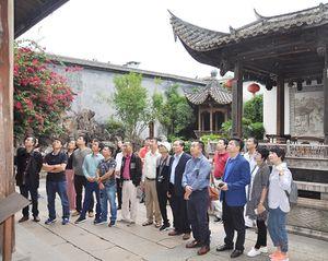 Kết thúc khóa bồi dưỡng về văn hóa, nghệ thuật tại Phúc Kiến (Trung Quốc)